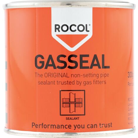Rocol Gasseal Non-setting Sealant 300GM