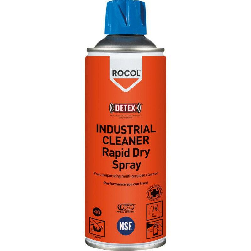 FP - ROCOL Nettoyant industriel 300ML Industrial Cleaner Rapid Dry Spray (Par 12)