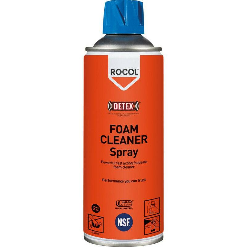 ROCOL Nettoyant mousse 400ML Foam Cleaner Spray (Par 12)