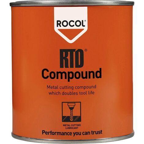 Rocol RTD COMPOUND Metallzerspanungsschmierstoff RS53023 500g X742201