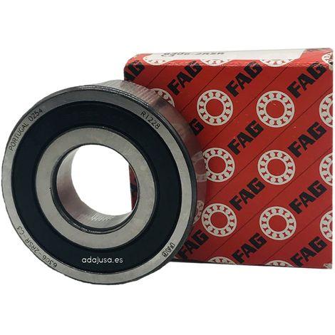 Rodamiento 6200-2RS FAG 10x30x9mm