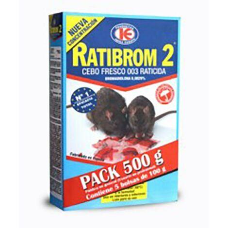 "main image of ""Rodenticide App�t frais 500 Gr Ratibrom-2"""