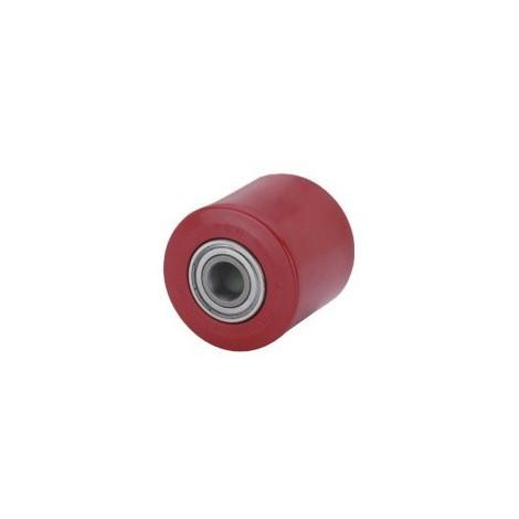 Rodillo 4-1542 82ømm 550kg poliuretano ALEX