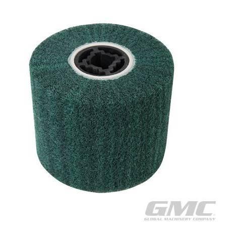 Rodillo abrasivo de nylon, 100 x 120 mm