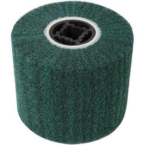 Rodillo abrasivo de nylon, 100 x 120 mm Rodillo de nylon, 100 x 120 mm, grano 180 - NEOFERR