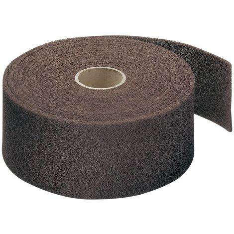 Rodillo Banda de lija NRO400 10mx115mm medio Klingspo