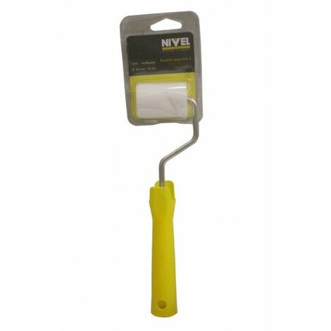 Rodillo Pintar Mini 06 Cm Multiusos Poro 0 Nivel