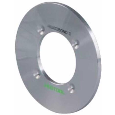 Rodillo tensor para fresadora de placas, paneles sándwich de aluminio D3 Festool