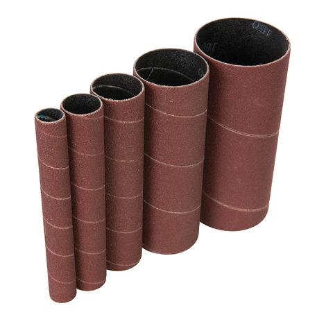 Rodillos de lija de óxido de aluminio, 5 pzas TSPSS150G5PK Rodillos de lija grano 150, 5 pzas - NEOFERR
