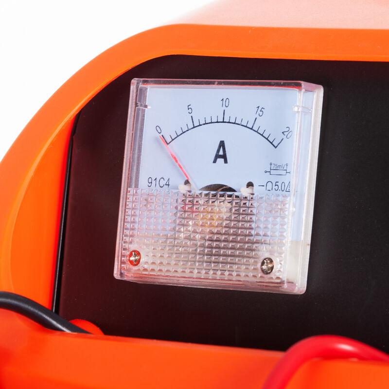 Röhr Voiture Chargeur de Batterie Intelligent DFC-10P Rapide//d/'entretien 6V//12V