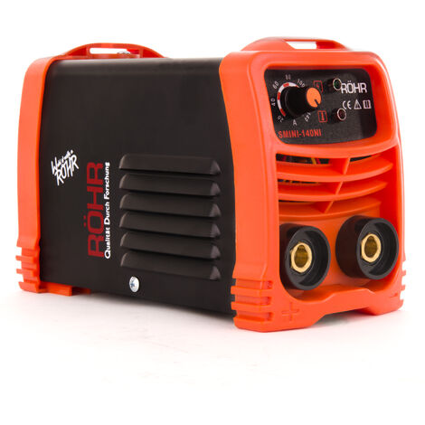 Röhr SMINI-140NI - ARC-Schweißumrichter MMA 240V/140amp DC