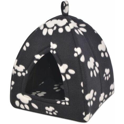 "main image of ""Rogal cama cubo para gatos tamaño l negro Rogal"""