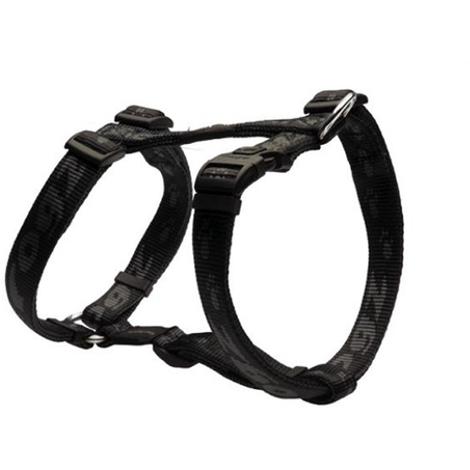Rogz Alpinist Black H-Harness