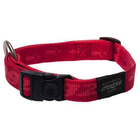 Rogz Alpinist Red Collar