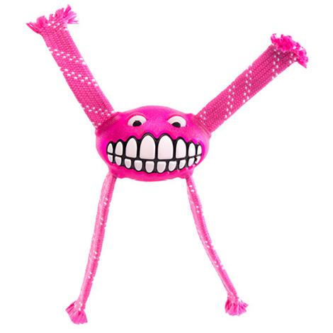 "Rogz Flossy Grinz 8.2"""" Pink"