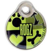Rogz Id-Tagz Instant 27mm Lime Juice