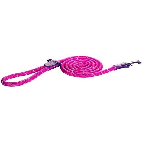 Rogz Rope Long Fixed Dog Lead