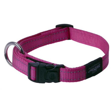Rogz Utility Pink Collar Fanbelt