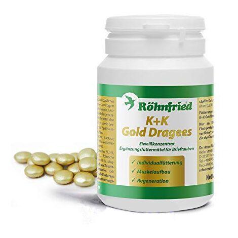 Rohnfried K+K 100 pastillas, recuperador para palomos deportivos