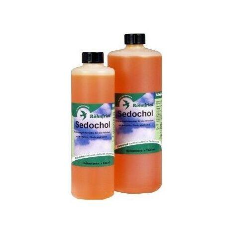 Rohnfried Sedochol 500 ml (desintoxica el hígado, los riñones y la sangre). Para palomas y pájaros