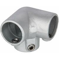 """Rohrverbinder Eckkopfverbinder 1"""" (33,7 mm), 90° AVERDE"""