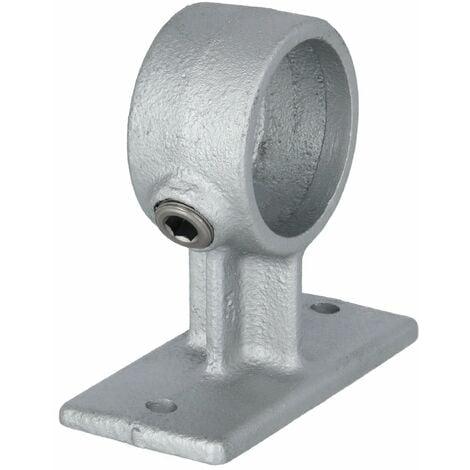 """Rohrverbinder Halterung durchgehend 1 1/4"""" (Ø 42,4 mm) AVERDE"""