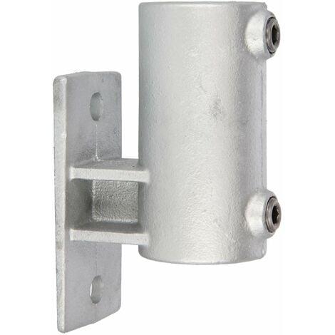 """Rohrverbinder Schraubhalterung 1"""" (33,7 mm), 90° vertikal AVERDE"""