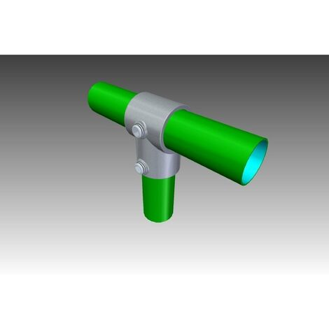 "Rohrverbinder T-Verbinder 3/4"" (26,9 mm), 90° - kurz AVERDE"