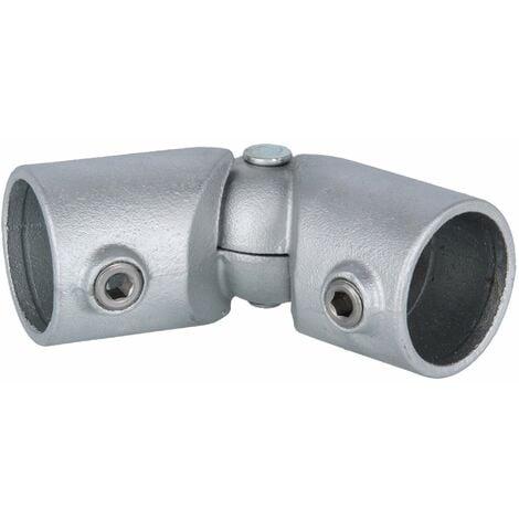 "Rohrverbinder Winkelgelenk 1 1/4"" (42,4 mm), verstellbar AVERDE"