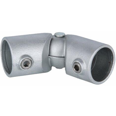 "Rohrverbinder Winkelgelenk 1"" (33,7 mm), verstellbar AVERDE"