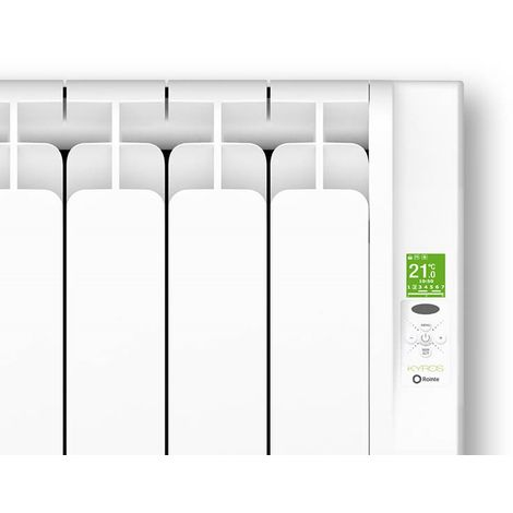 Rointe KYROS 13 Elements Conservatory Electric Radiator 420mm x 1180mm White