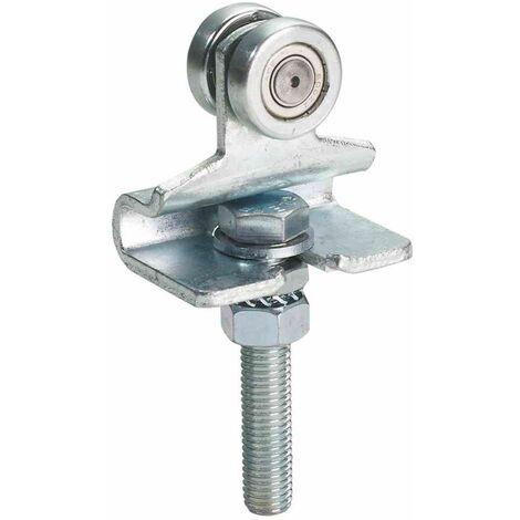 Rollapparat einpaarig Tore Laufschienen Rolltore Werkzeuge Schiebetore Heimwerk