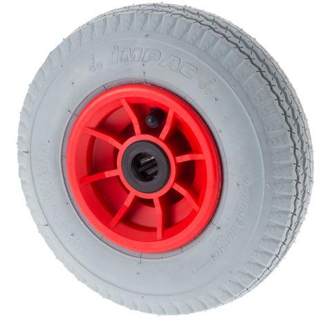 Rollcart Luft -Rollen mit Stahl/Kunststoff -Felge und Rille/Block -Profil