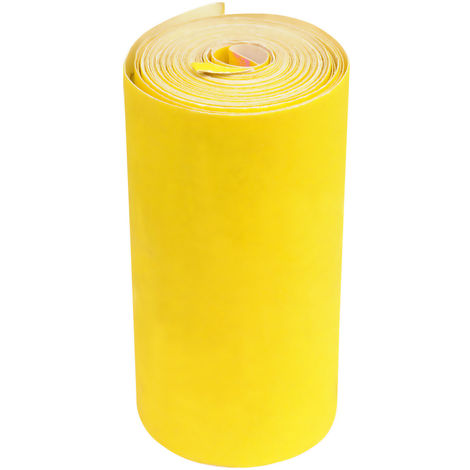 Rolle Handschleifpapier 115 mm x 5 m Körnung 40 bis 320