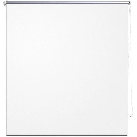 Roller Blind Blackout 60 x 120 cm Off White