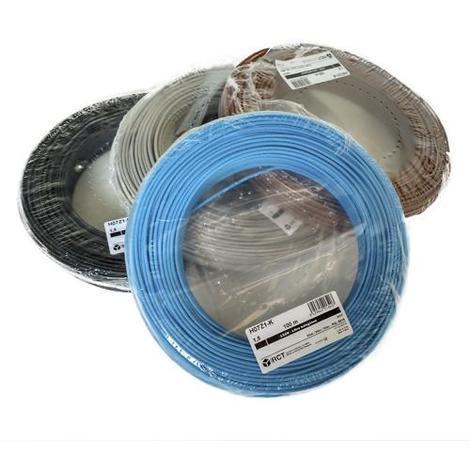 Rollo 100mtrs 1,5 mm. Libre de Halogeno Azul