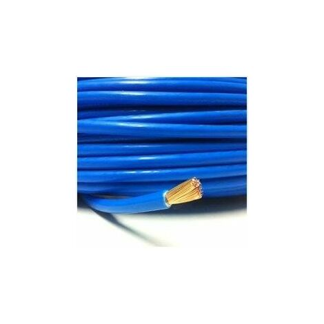 Rollo cable 100mtrs 10mm Flexible.Libre de Halógeno -CPR-