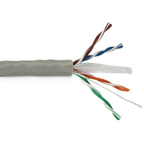 Rollo Cable UTP datos Cat.6 PVC [305mtr]