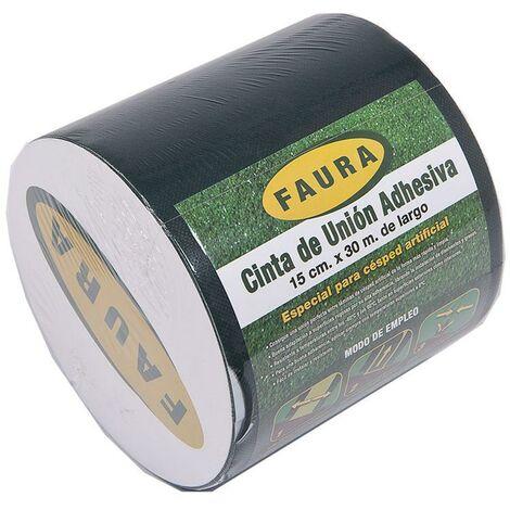 Rollo cinta unión adhesiva 15 cm x 30 m