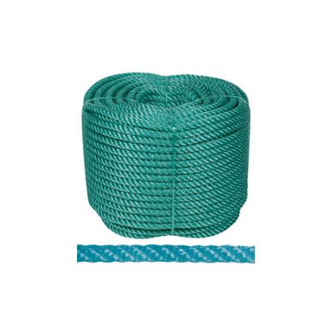 ROLLO CUERDA PLASTICO 4/C 10MM-100MT VER - ROMBULL RONETS - 434014000911..