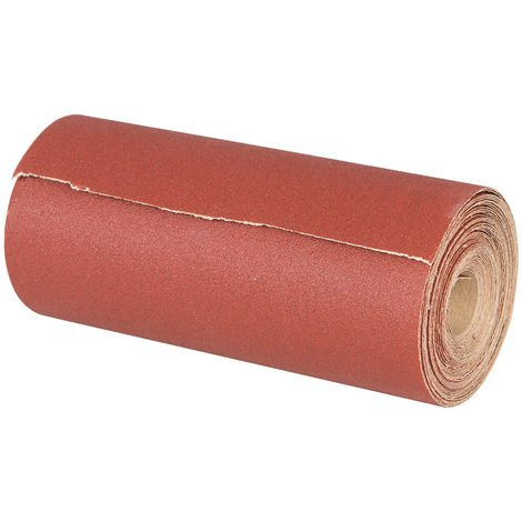 Rollo de lija de óxido de aluminio 50 m 50 m, Grano 60 - NEOFERR