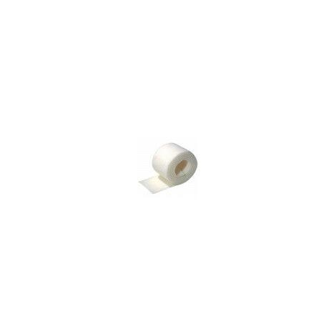 Rollo estropajo fibra abrasivo blanco 3 metros (150x3000mm). Dureza baja