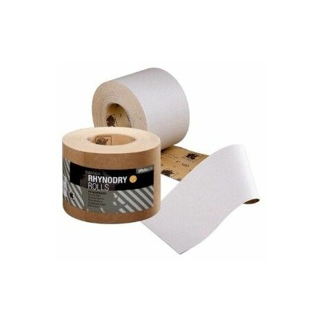Rollo Lija 100 mm / 50 m Rhynalox-dry Indasa