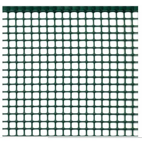 Rollo Malla cuadrada verde