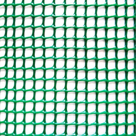 Rollo Malla Ligera Cadrinet Verde 1X25Mts 4.5X4.5 Mm - NEOFERR..