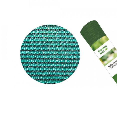 Rollo Malla Verde 80% 90G 2X50Mts - NEOFERR..