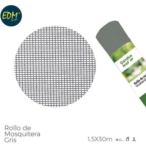 Rollo Mosquitera Gris 1.50X30M
