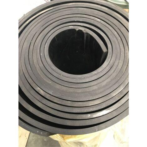 Rollo SBR 1 m Ancho Color Negro