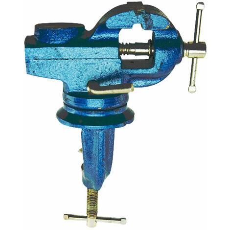 Rolson 16279 60mm Swivel Table Vice