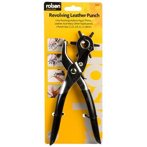 Rolson 20839 Revolving Punch Pliers